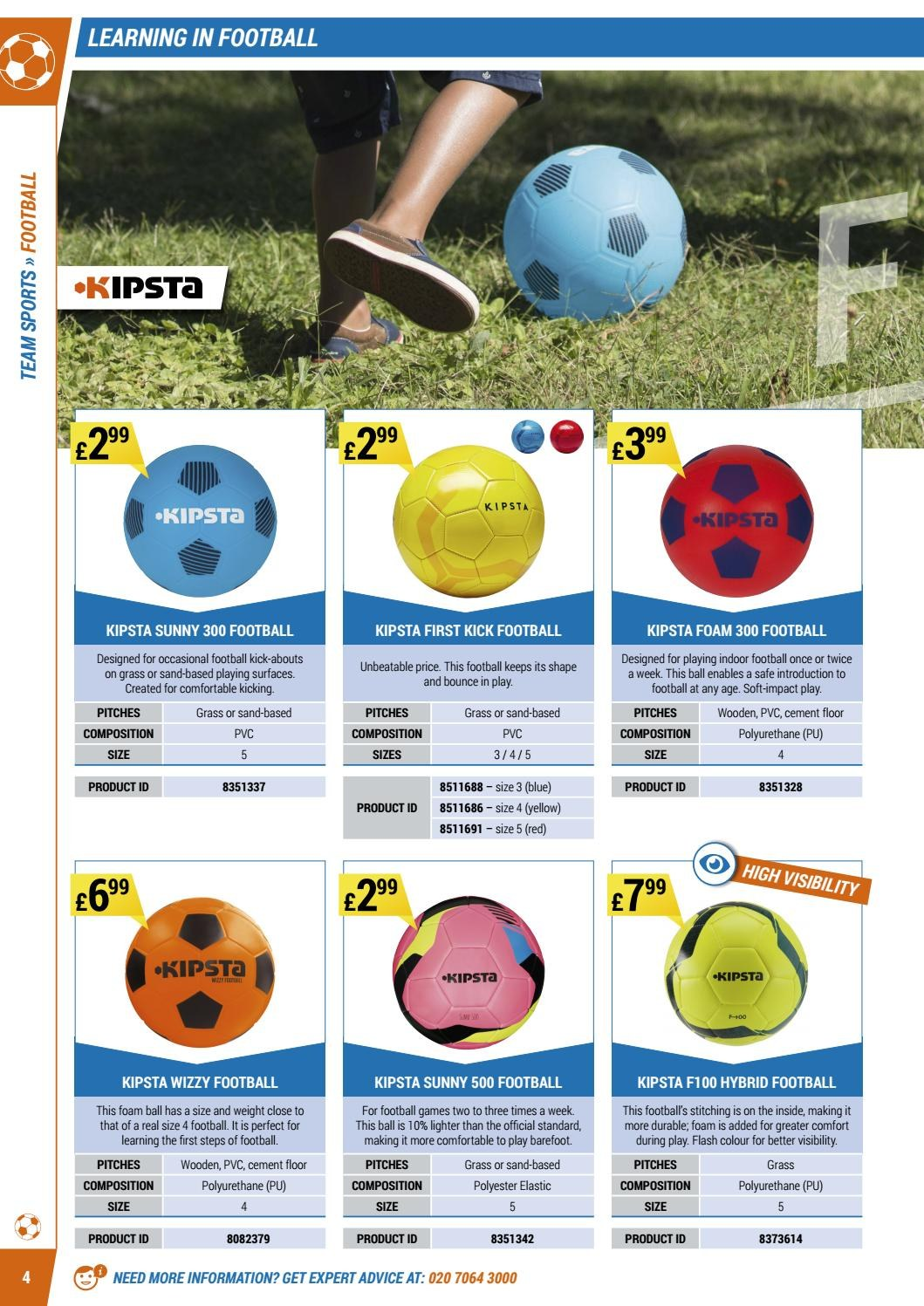 Decathlon offer  - 16.4.2018 - 30.9.2018. Page 4.