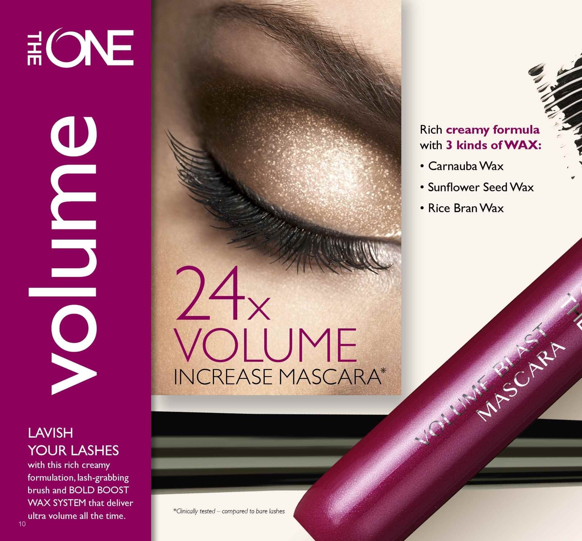 Oriflame offer  - 25.5.2018 - 14.6.2018. Page 10.