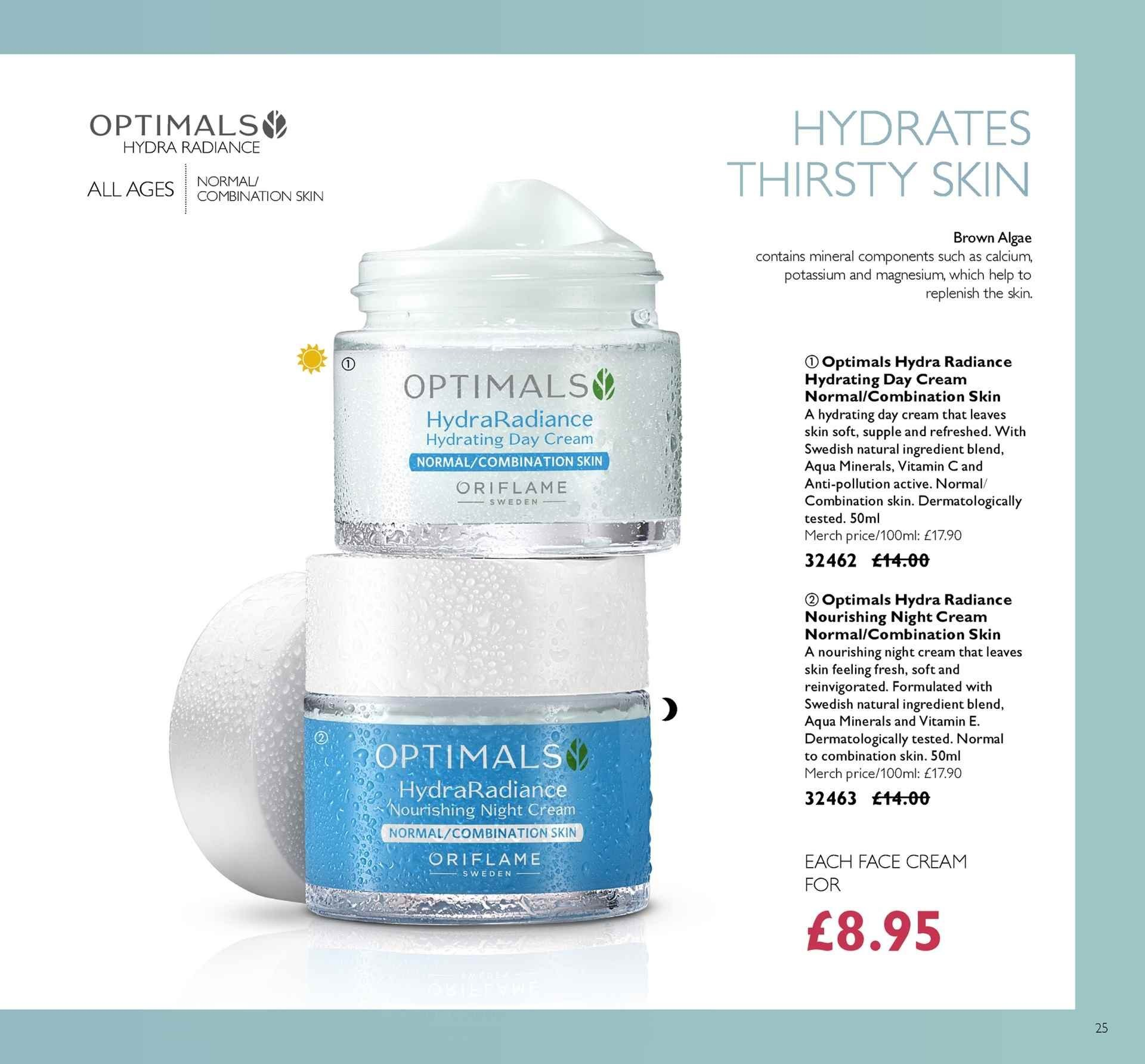Oriflame offer  - 25.5.2018 - 14.6.2018. Page 25.