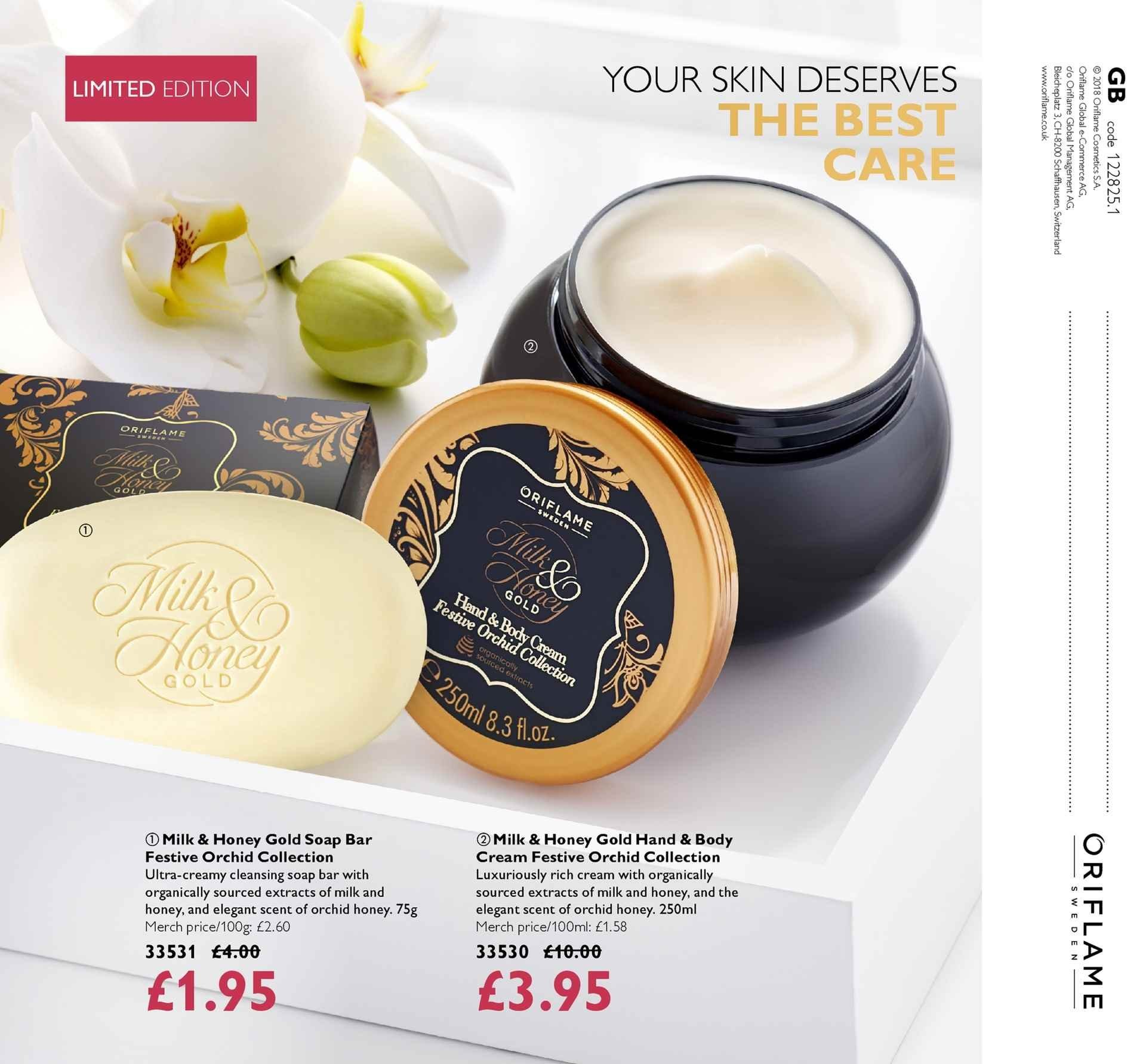 Oriflame offer  - 25.5.2018 - 14.6.2018. Page 136.