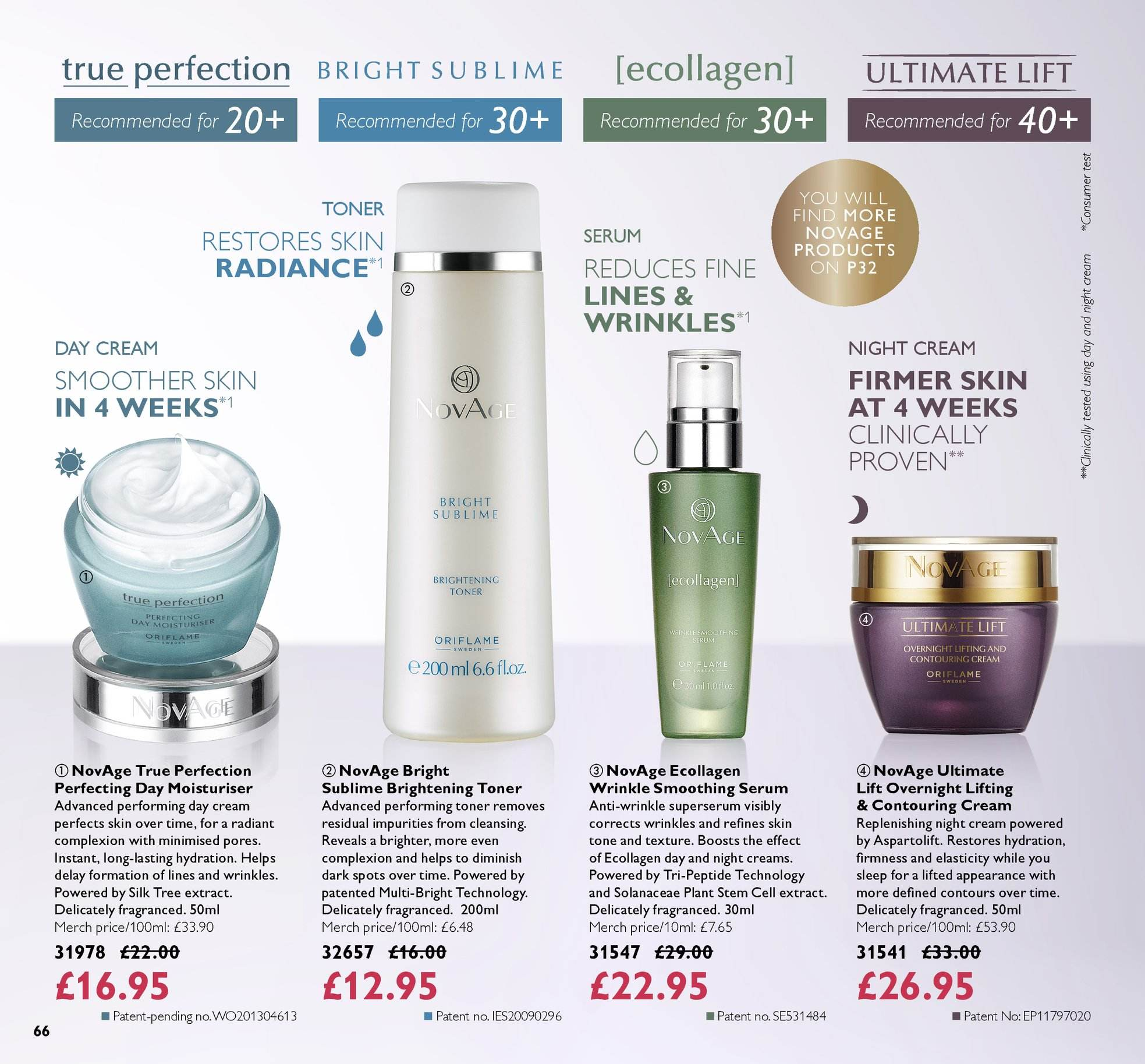 Oriflame offer  - 15.6.2018 - 5.7.2018. Page 66.