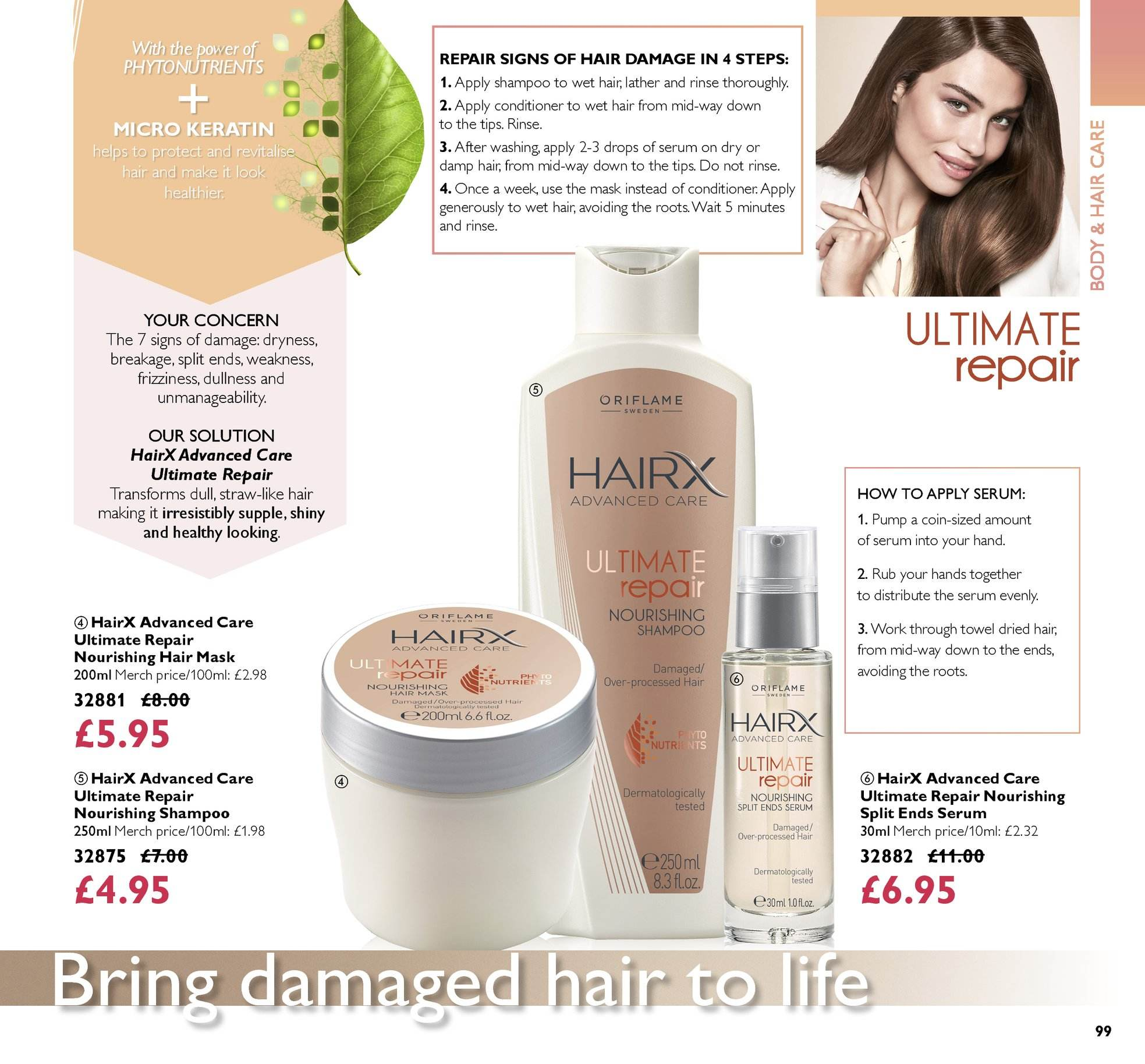 Oriflame offer  - 15.6.2018 - 5.7.2018. Page 99.