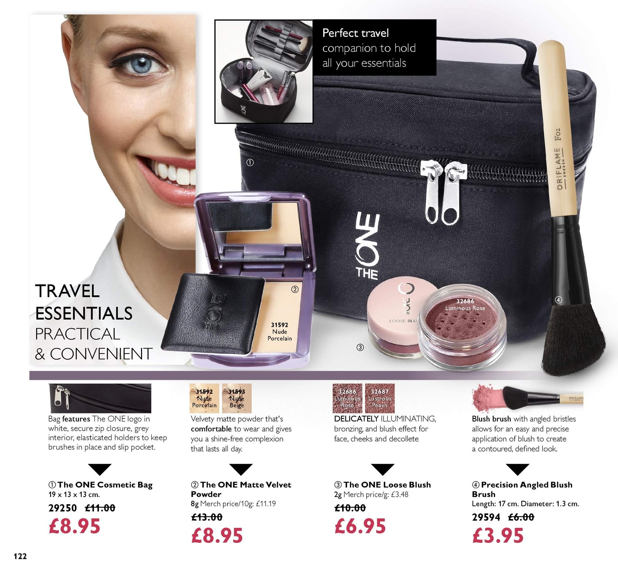 Oriflame offer  - 15.6.2018 - 5.7.2018. Page 122.