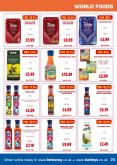 Bestway offer  - 1.7.2018 - 31.7.2018.