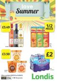 Londis offer  - 9.7.2018 - 4.8.2018.