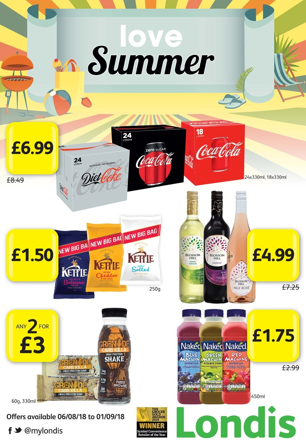 Current flyer Londis