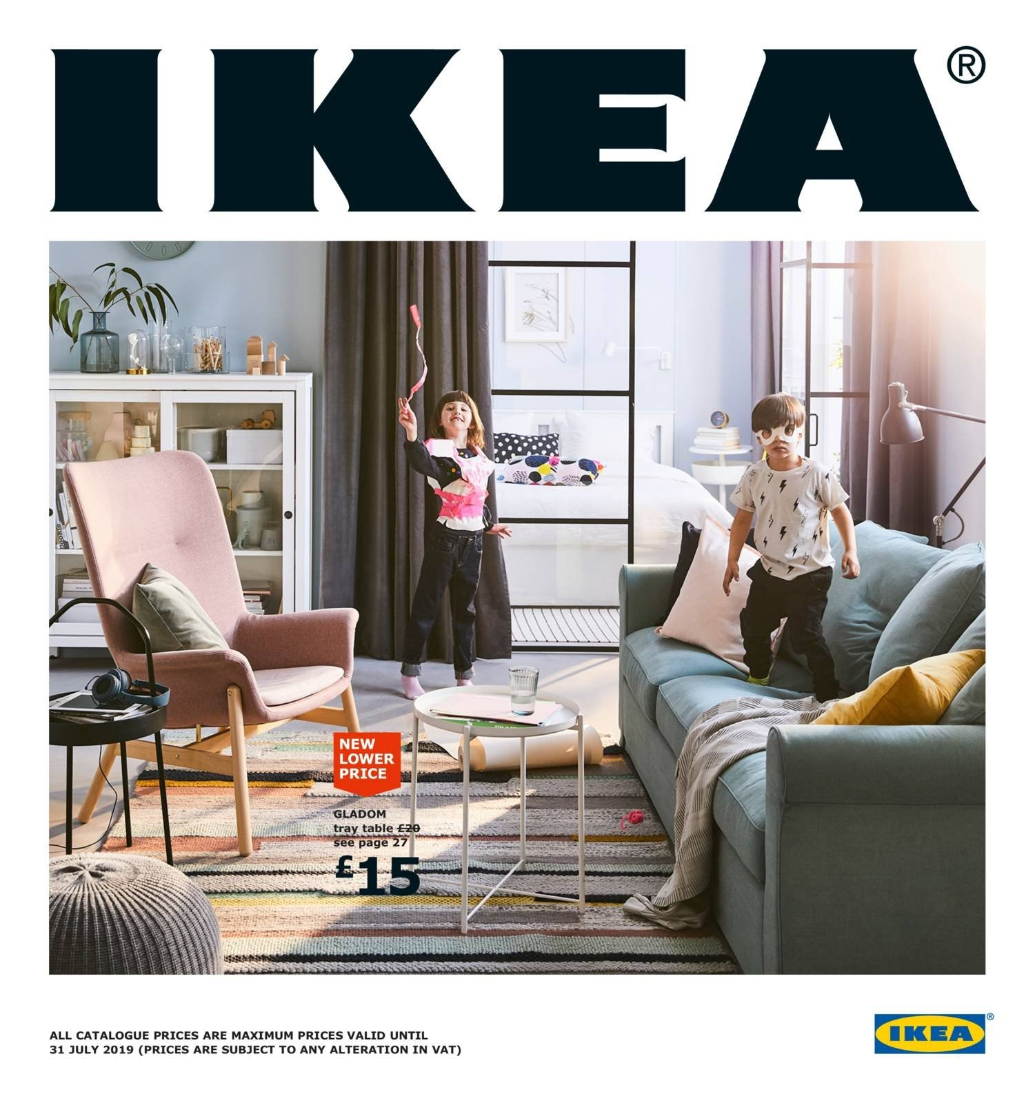 Current flyer IKEA