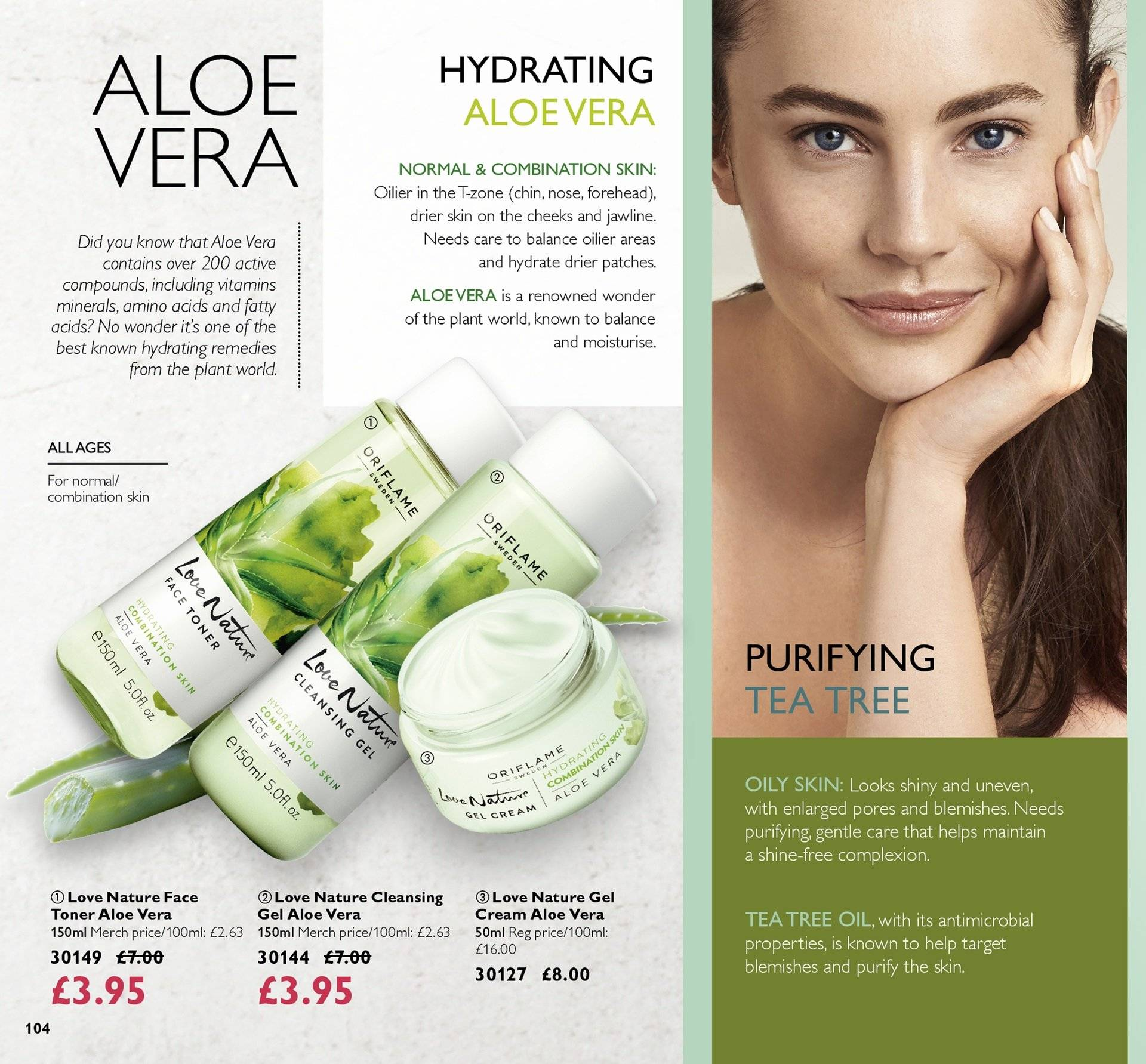 Oriflame offer  - 28.9.2018 - 18.10.2018. Page 104.