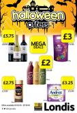 Londis offer  - 1.10.2018 - 27.10.2018.