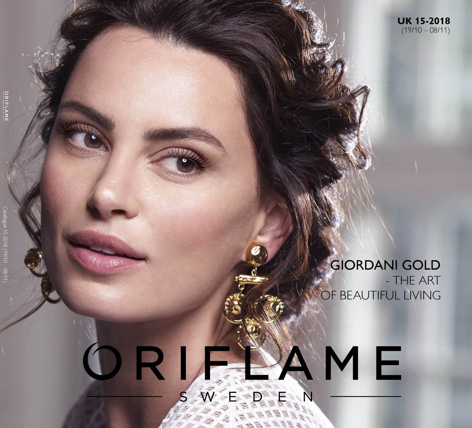 Oriflame offer  - 19.10.2018 - 8.11.2018. Page 1.