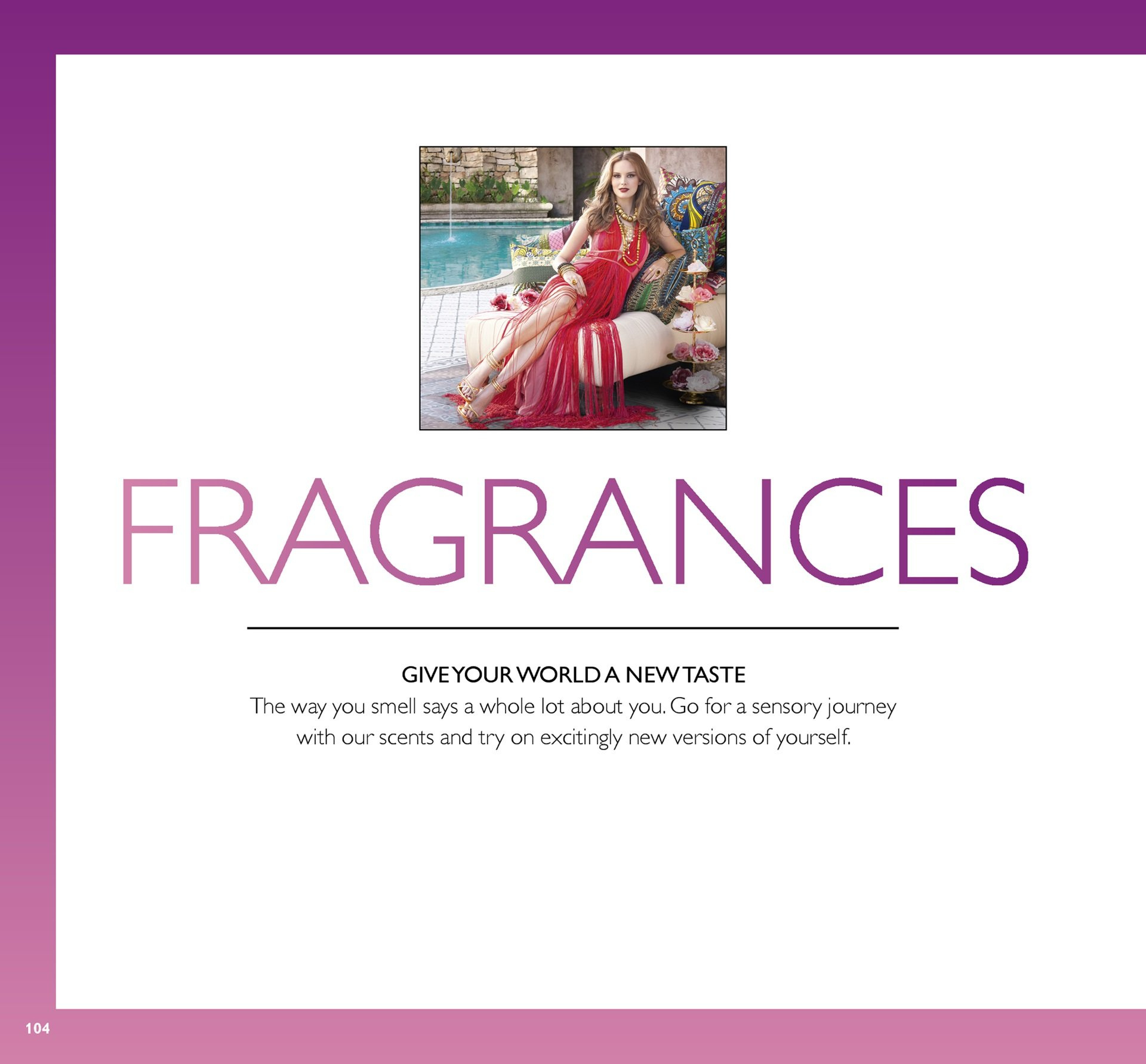 Oriflame offer  - 19.10.2018 - 8.11.2018. Page 104.
