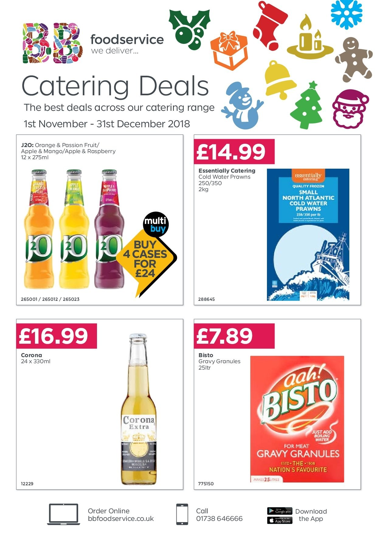 Bestway offer  - 1.11.2018 - 31.12.2018. Page 1.