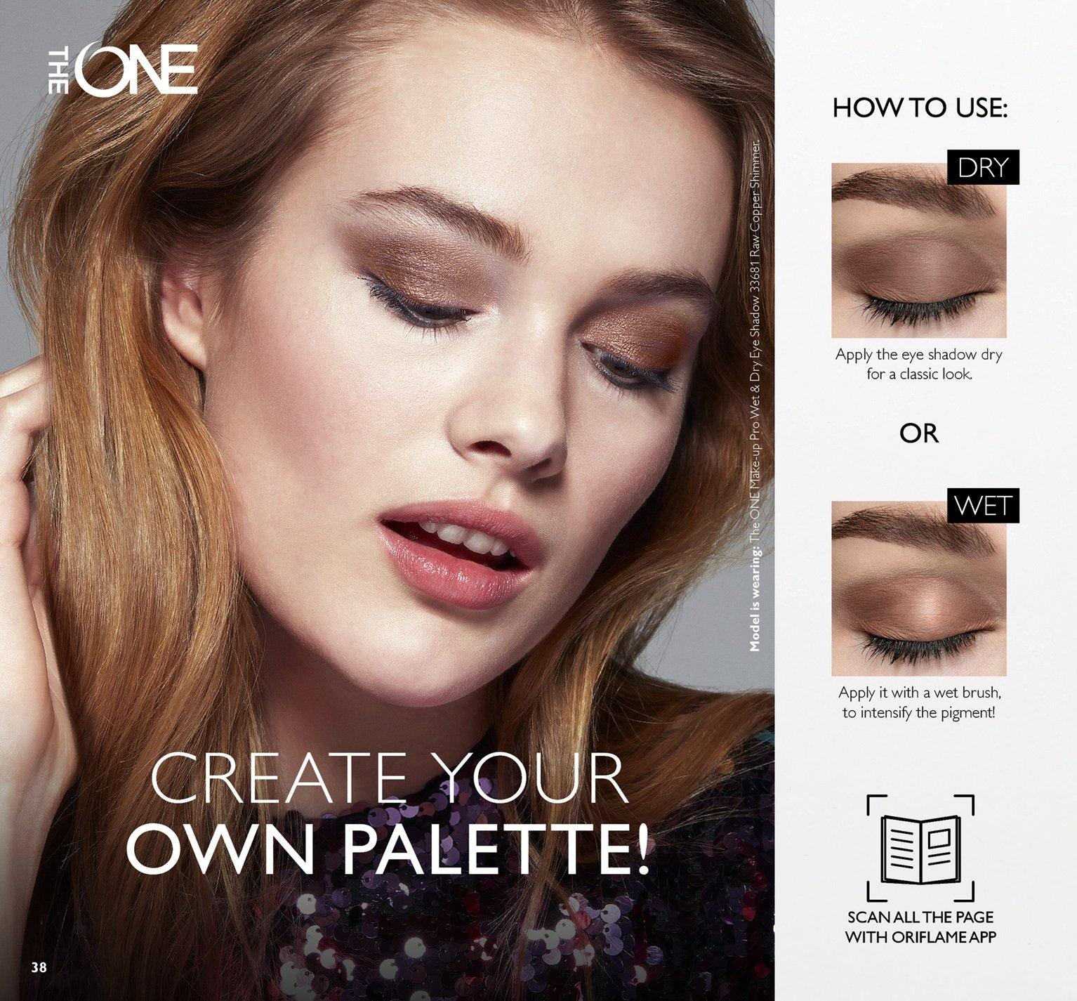 Oriflame offer  - 9.11.2018 - 29.11.2018. Page 38.