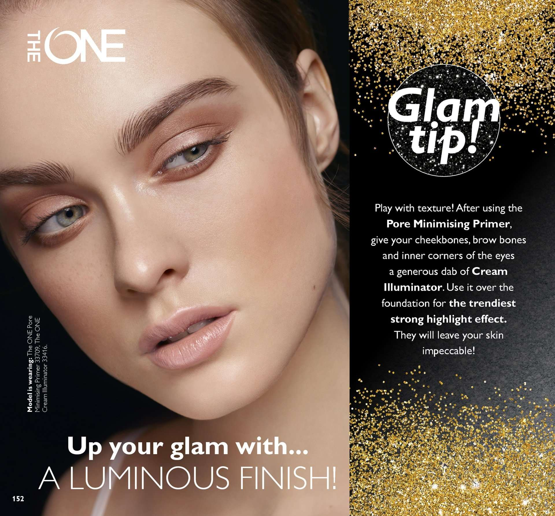 Oriflame offer  - 30.11.2018 - 20.12.2018. Page 152.