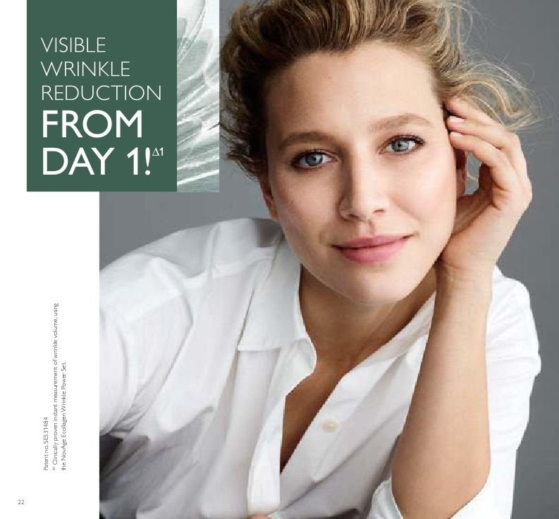 Oriflame offer . Page 22.