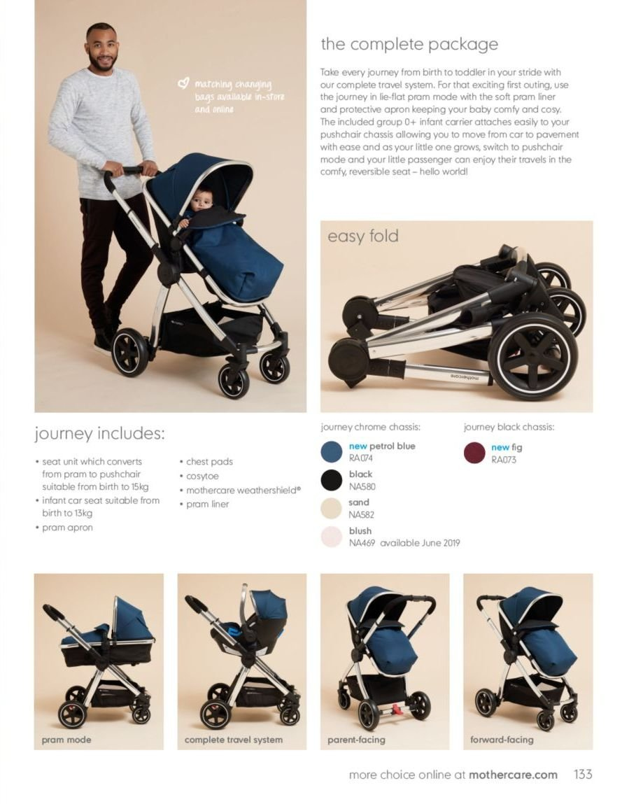 adfdf36f5beb Mothercare offer - 7.2.2019 - 31.7.2019 - Sales products - bag
