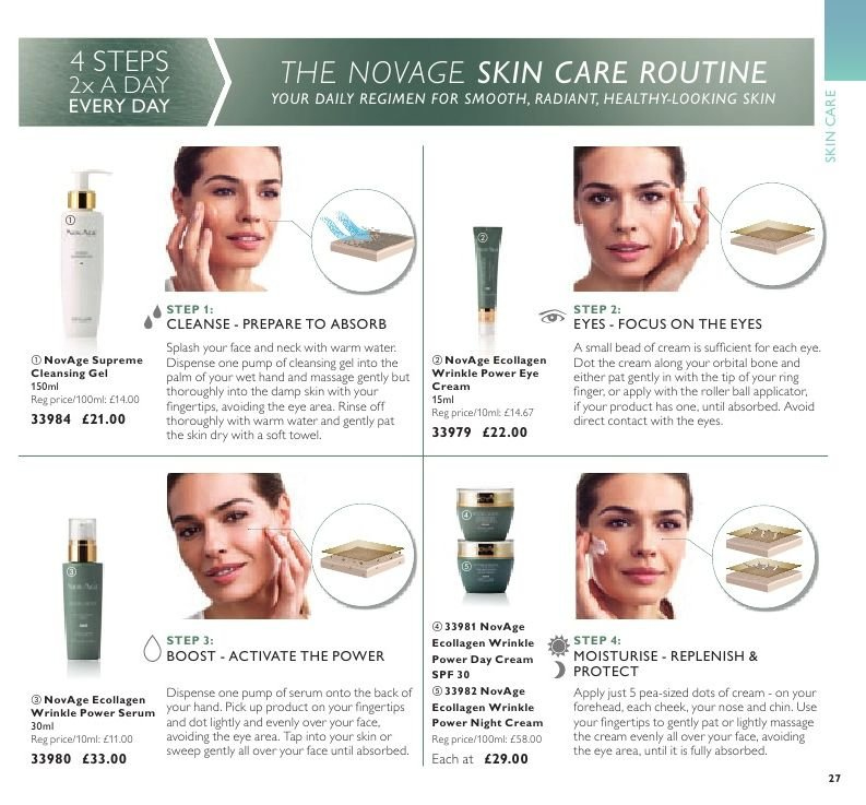Oriflame offer  - 8.2.2019 - 28.2.2019. Page 27.