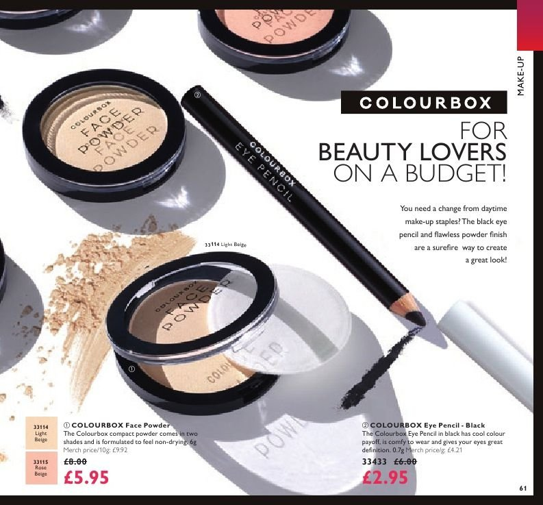 Oriflame offer  - 8.2.2019 - 28.2.2019. Page 61.