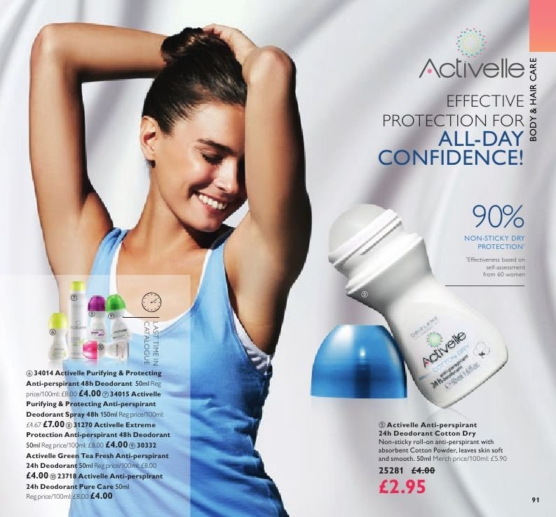 Oriflame offer  - 8.2.2019 - 28.2.2019. Page 91.