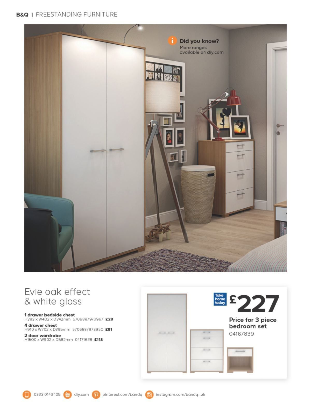 B&Q offer  - 30.11.2018 - 13.6.2019. Page 66.