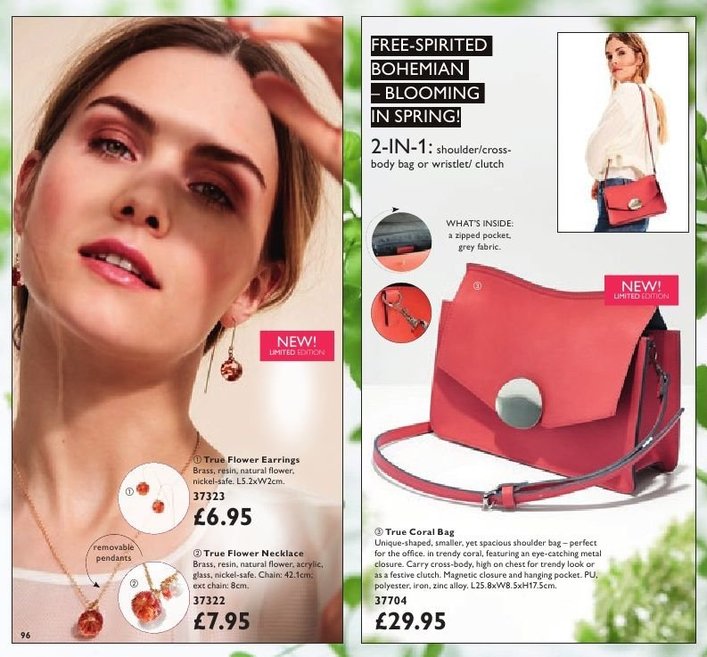 Oriflame offer  - 1.3.2019 - 21.3.2019. Page 96.
