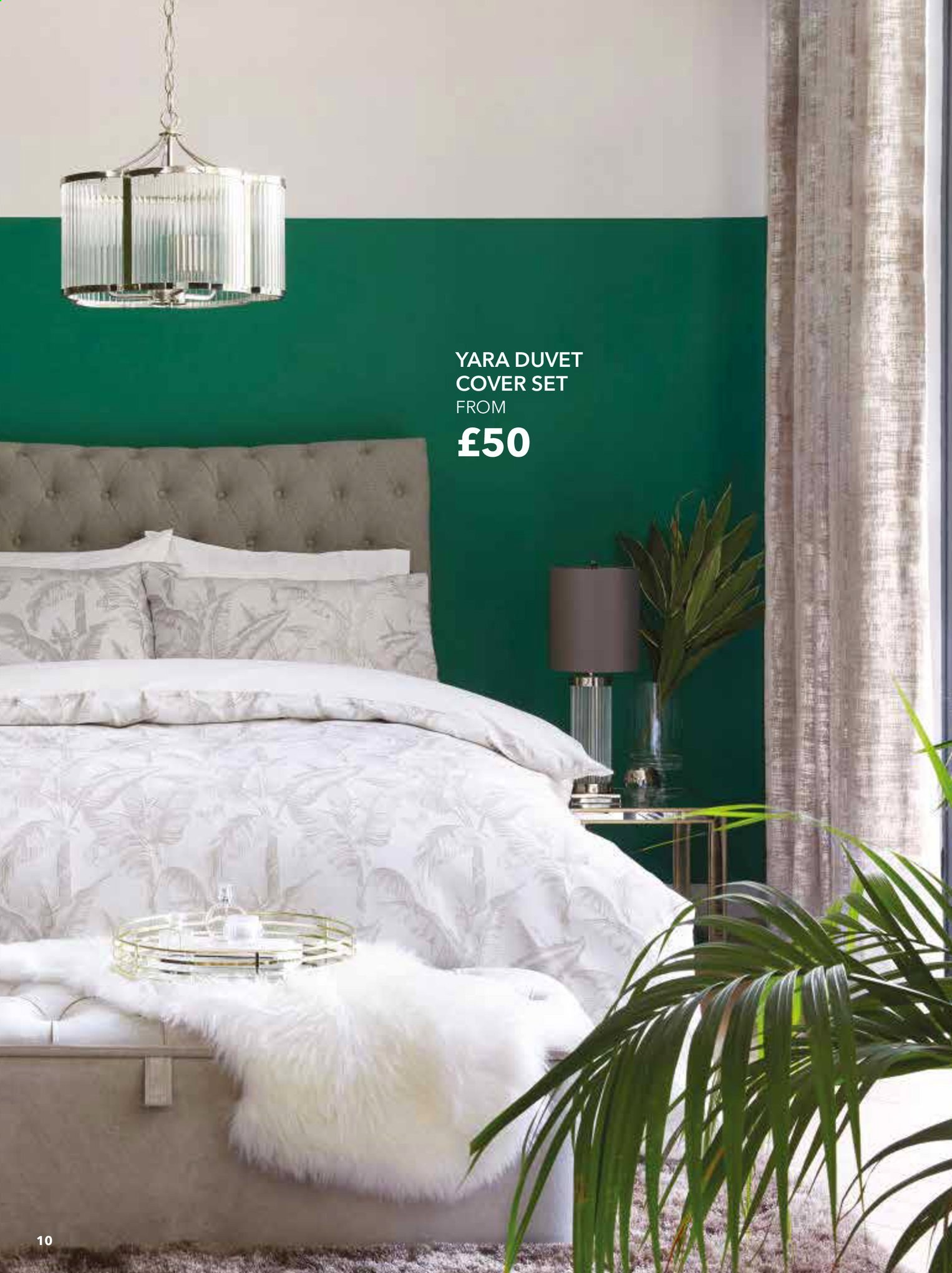 Dunelm offer . Page 10.
