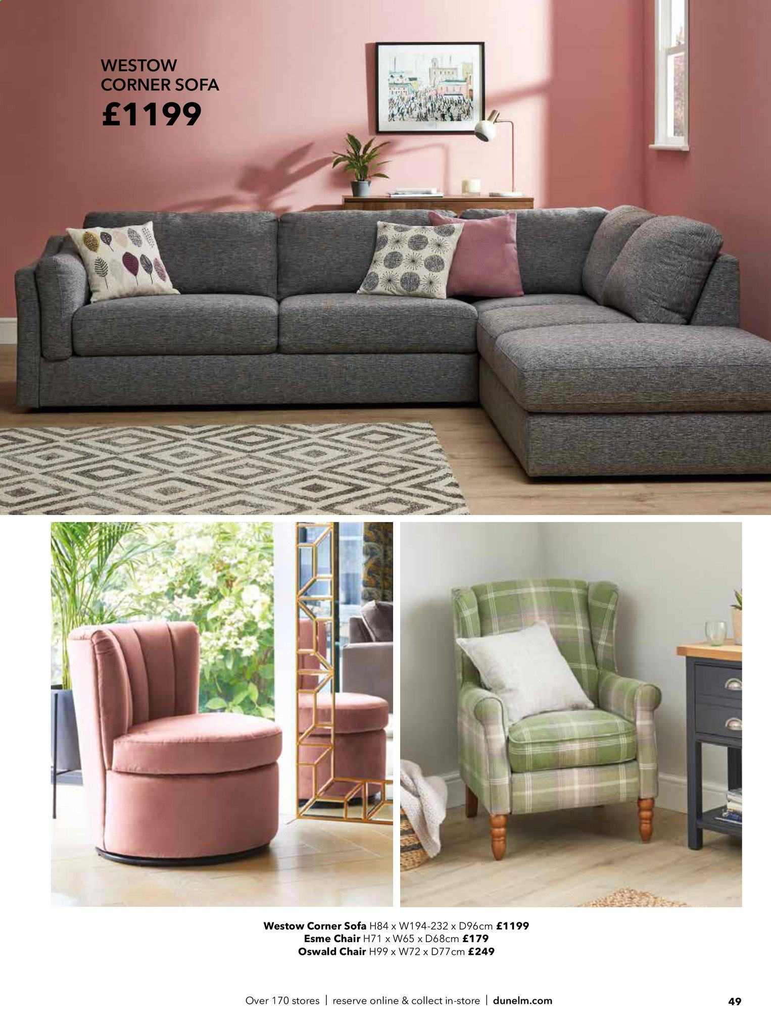Dunelm offer . Page 49.