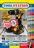 Toolstation offer  - 1.6.2019 - 26.8.2019.