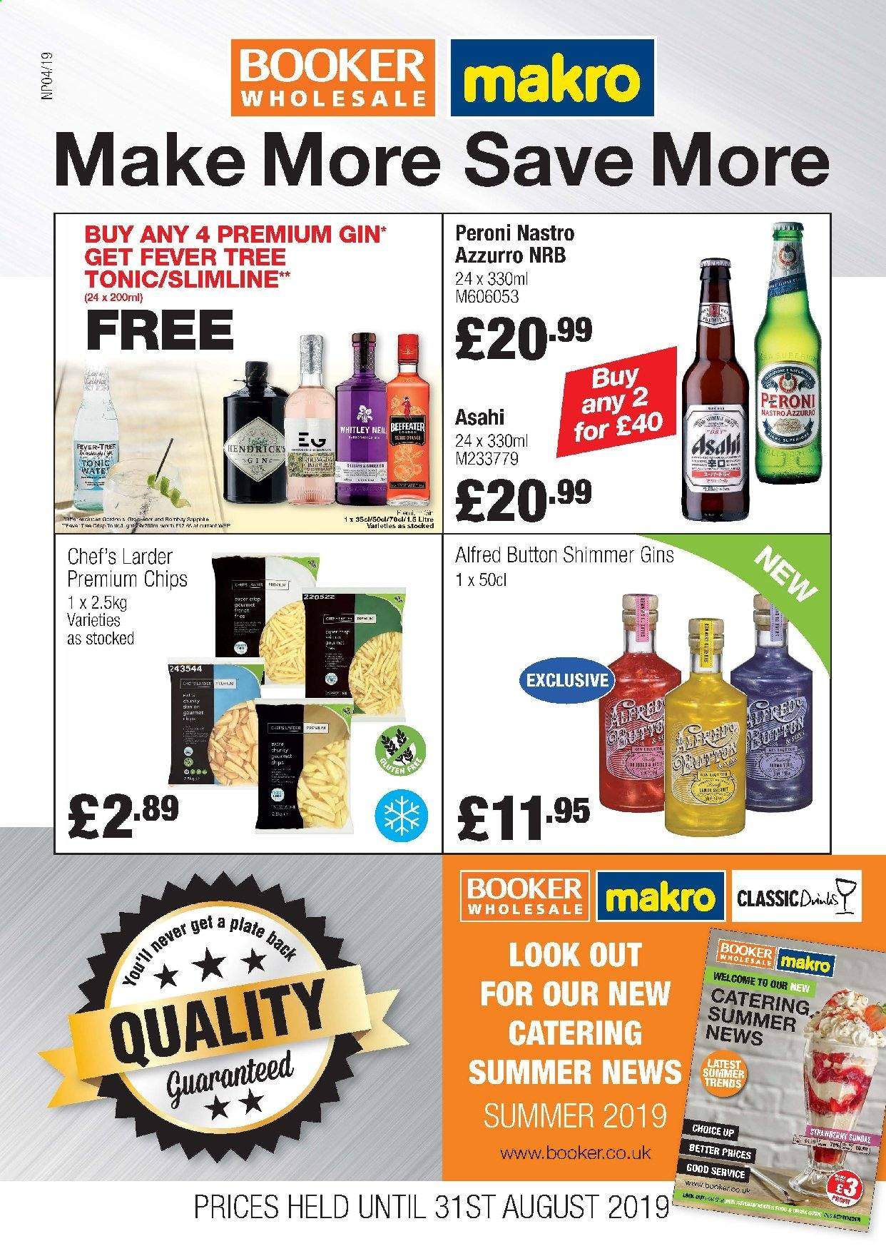Makro offer  - 6.6.2019 - 31.8.2019. Page 1.