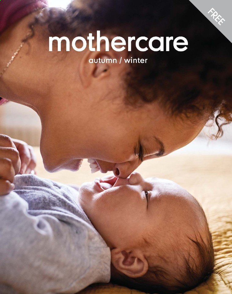 Mothercare offer . Page 1.
