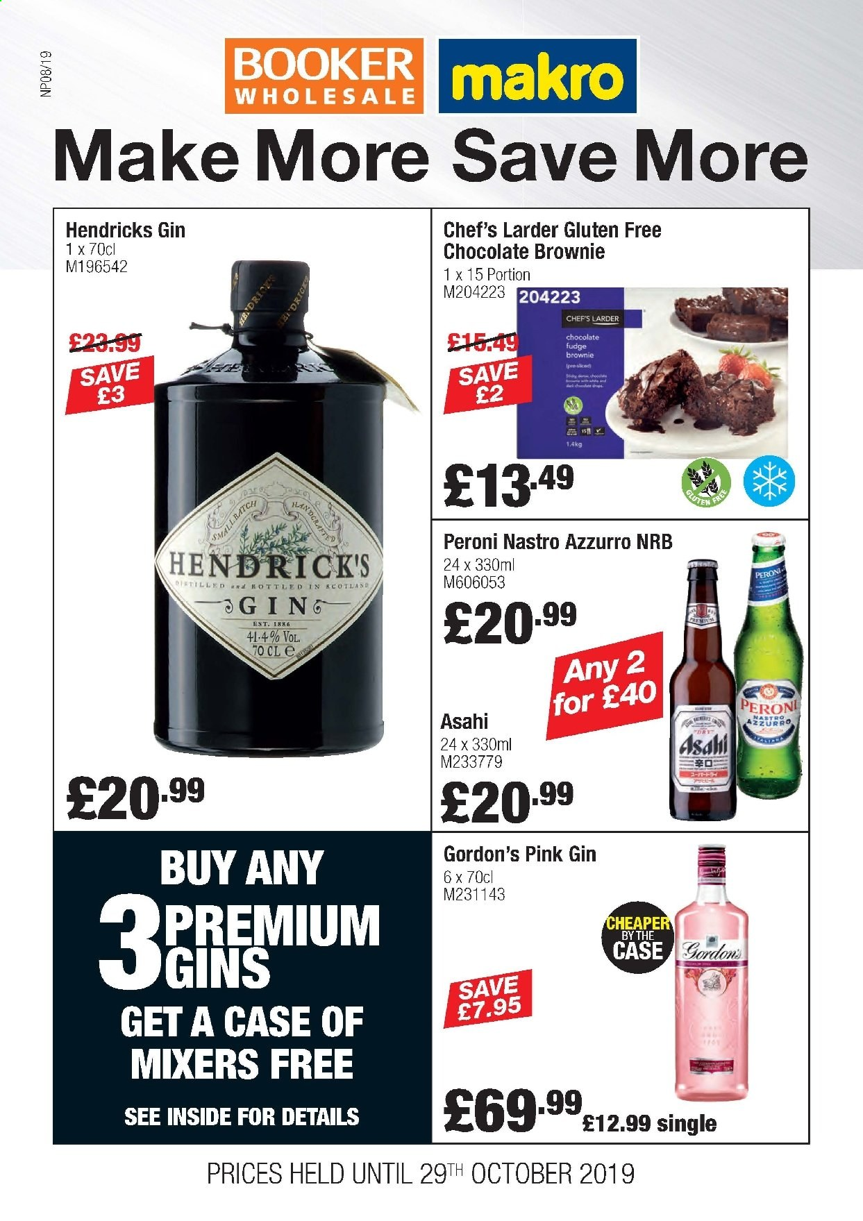 Makro offer  - 2.10.2019 - 29.10.2019. Page 1.