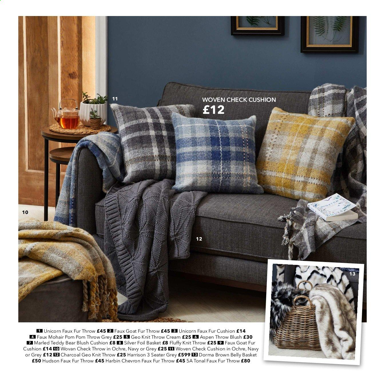 Dunelm offer . Page 27.