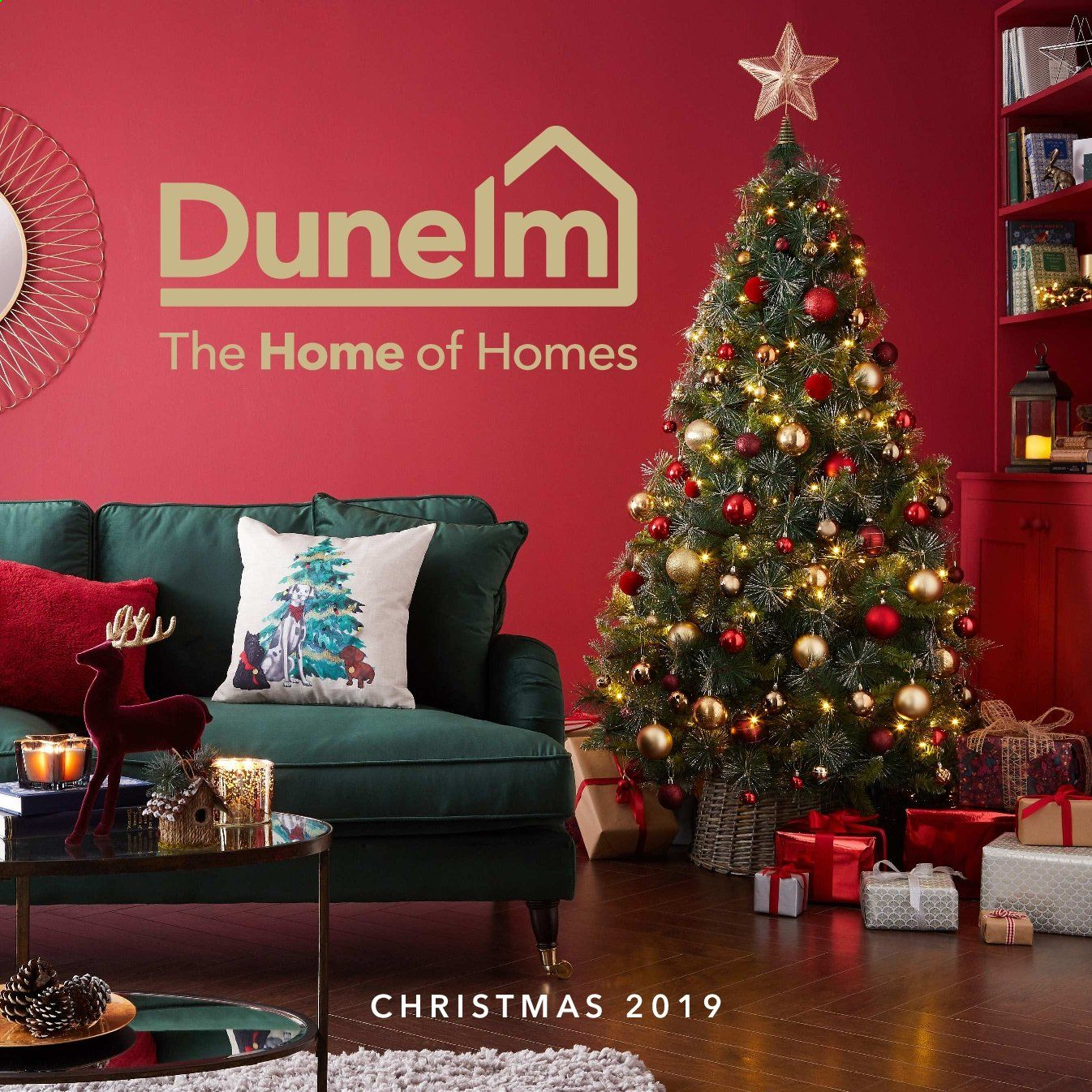 Dunelm offer . Page 1.
