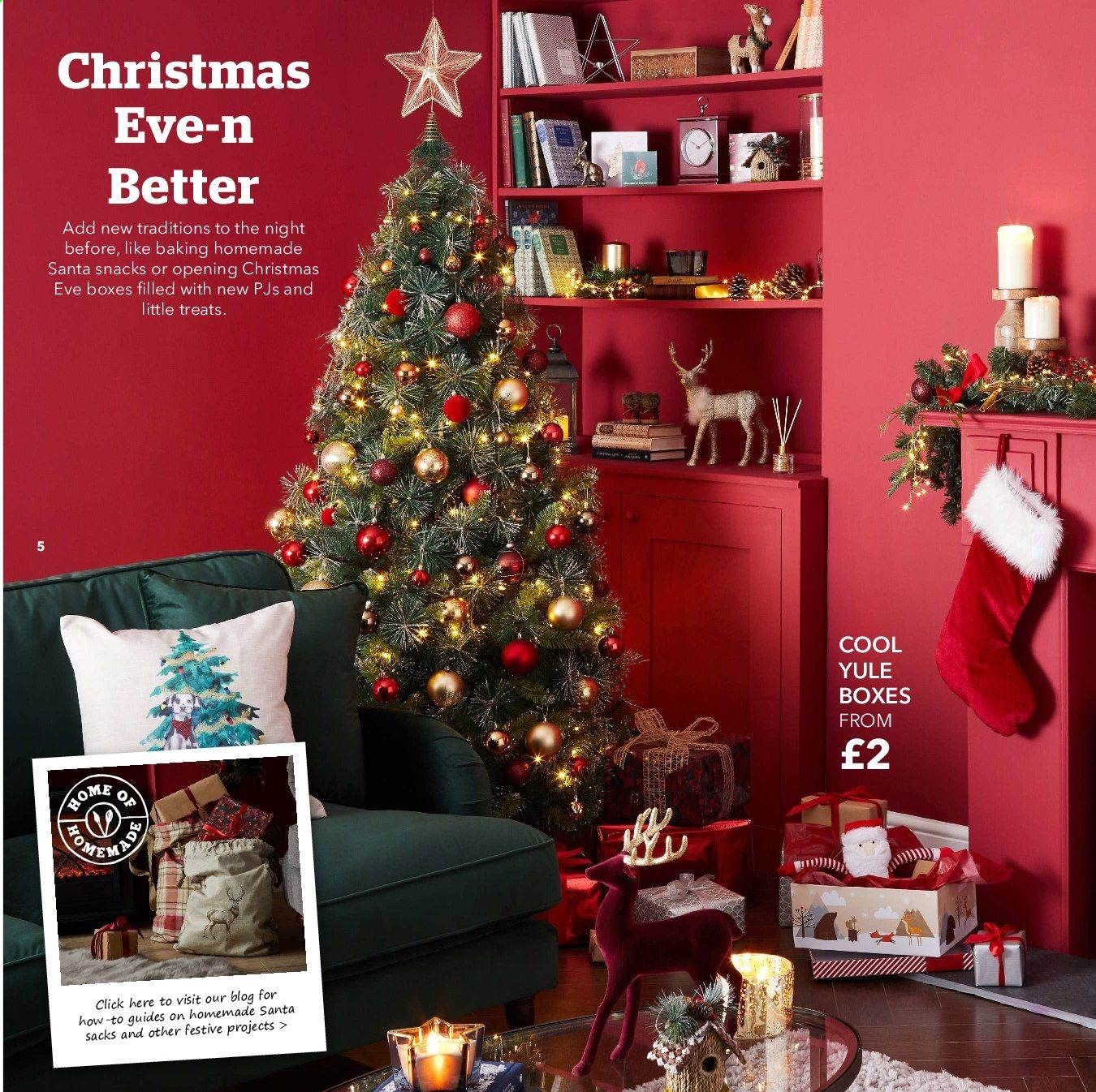 Dunelm offer . Page 23.