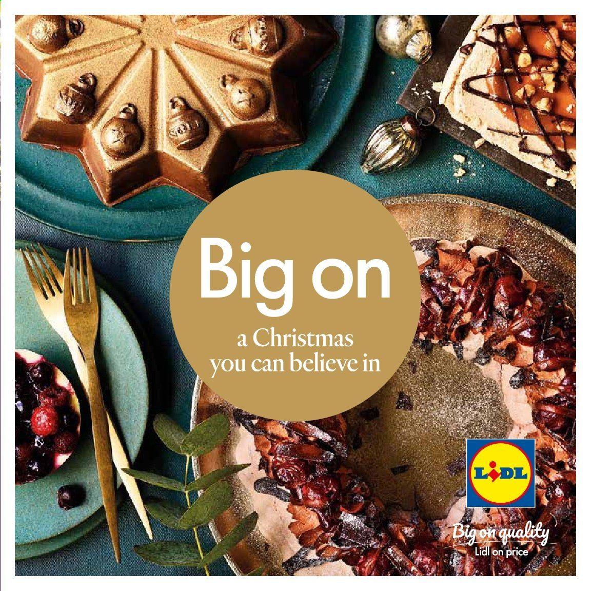 Lidl offer . Page 1.