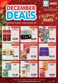 Bestway offer  - 1.12.2019 - 31.12.2019.