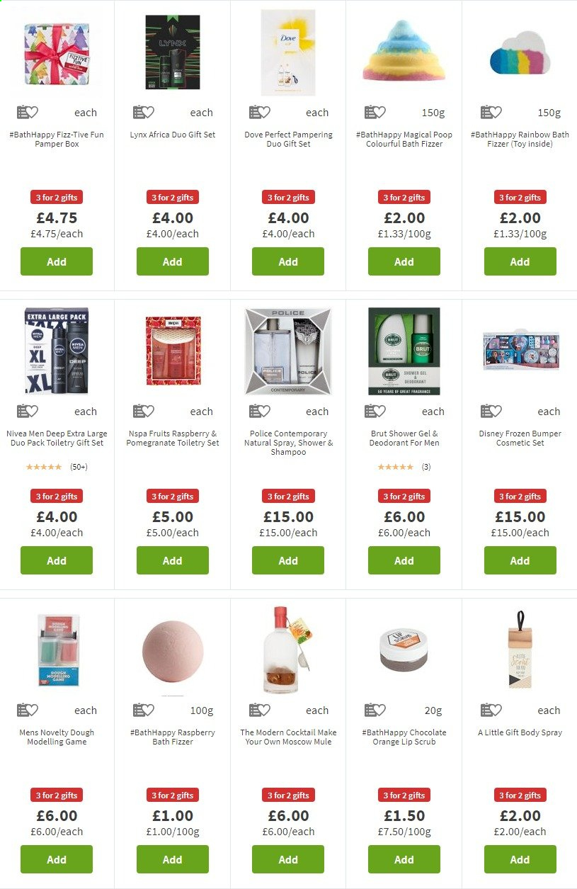 ASDA offer . Page 1.