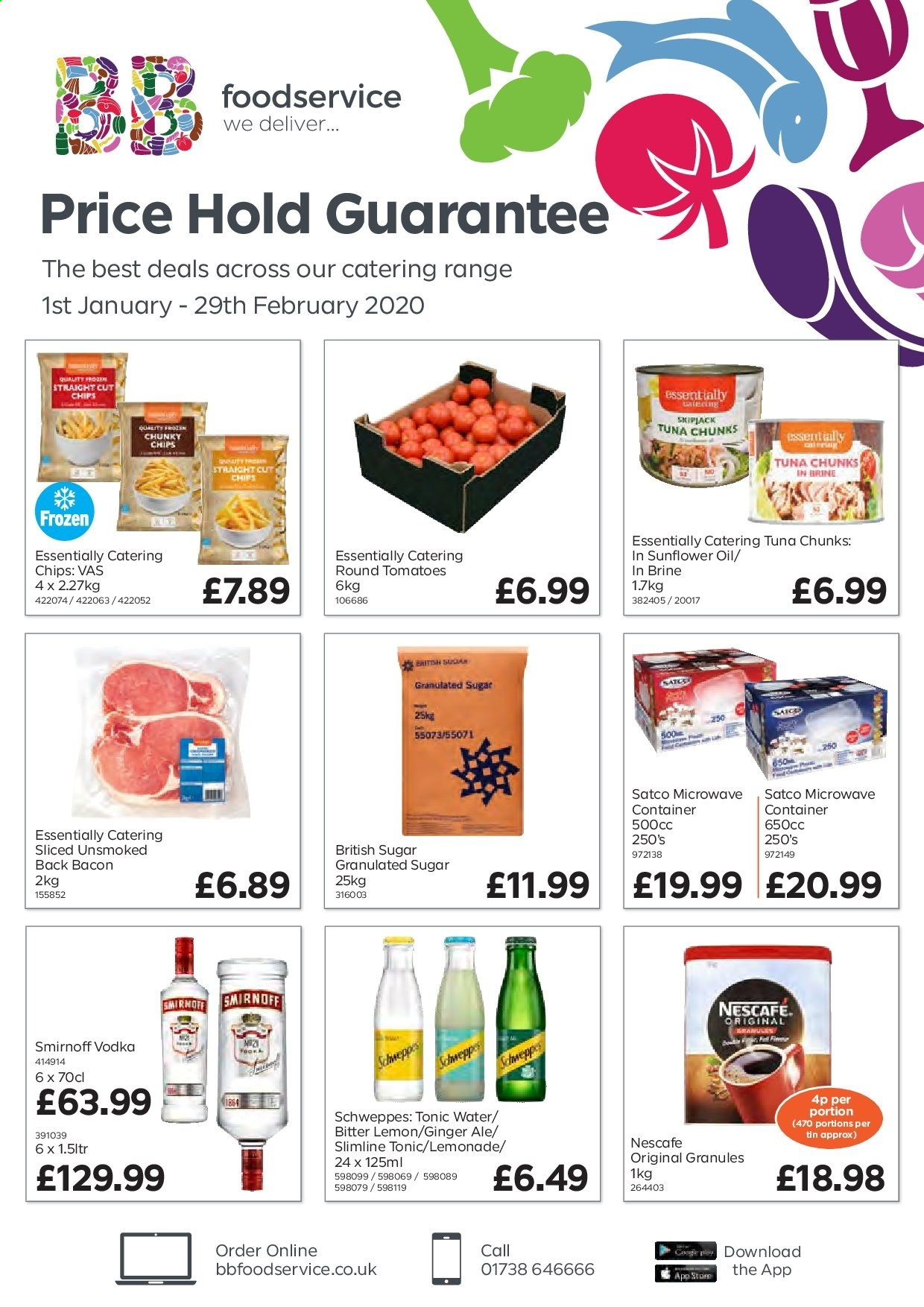 Bestway offer  - 1.1.2020 - 29.2.2020. Page 1.
