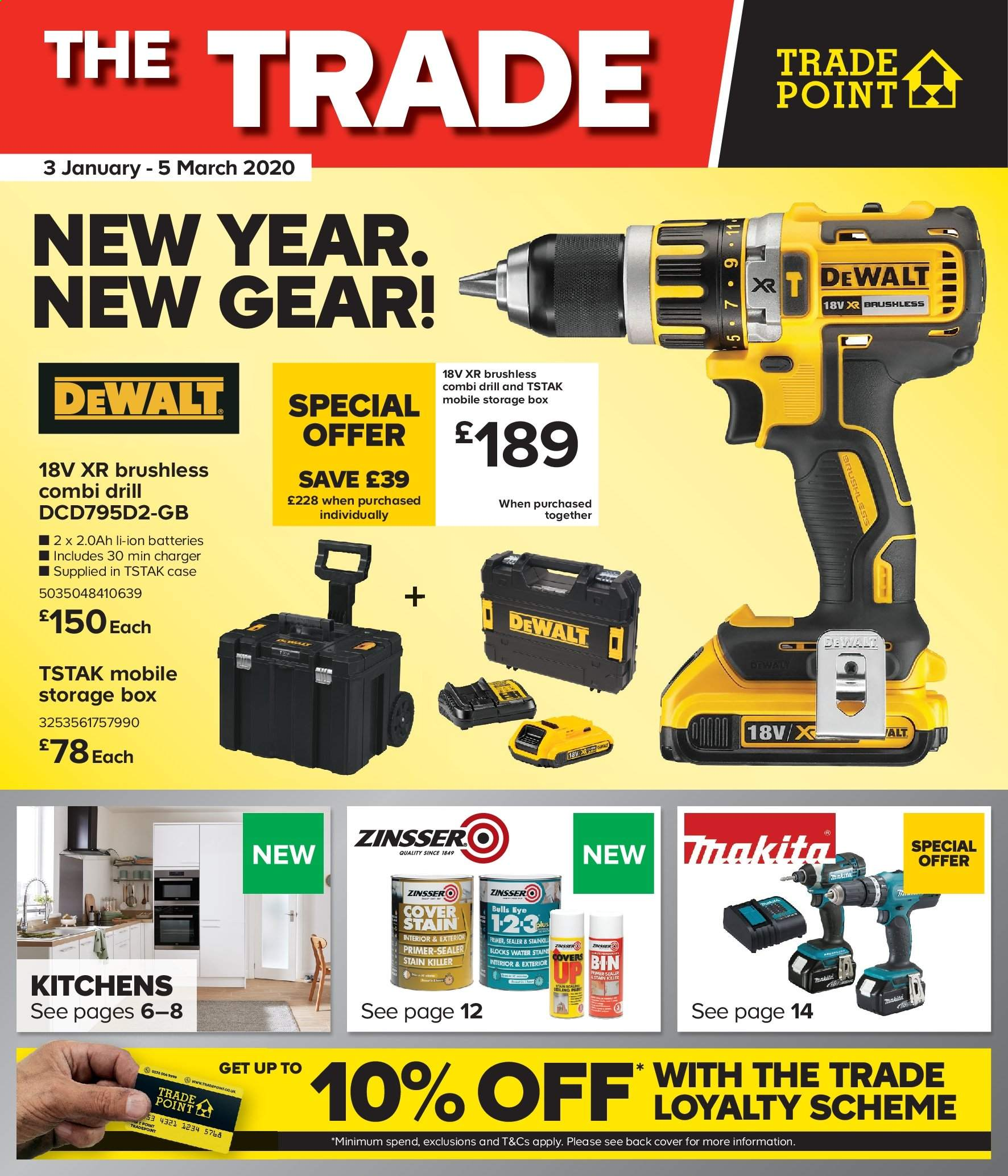 TradePoint offer  - 3.1.2020 - 5.3.2020. Page 1.