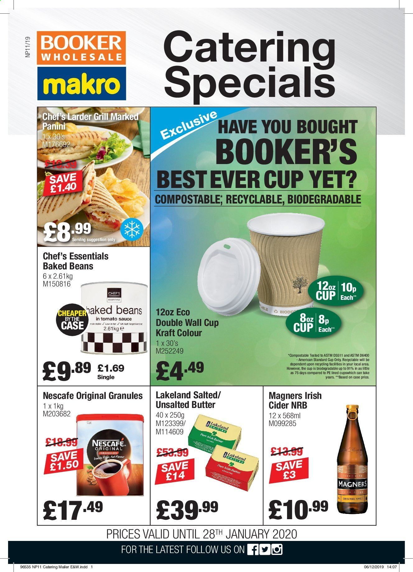Makro offer  - 8.1.2020 - 28.1.2020. Page 1.