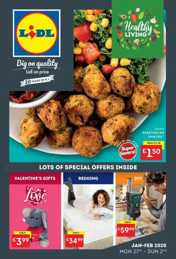 Lidl Derry Buncrana Road Opening Times Offers And Deals