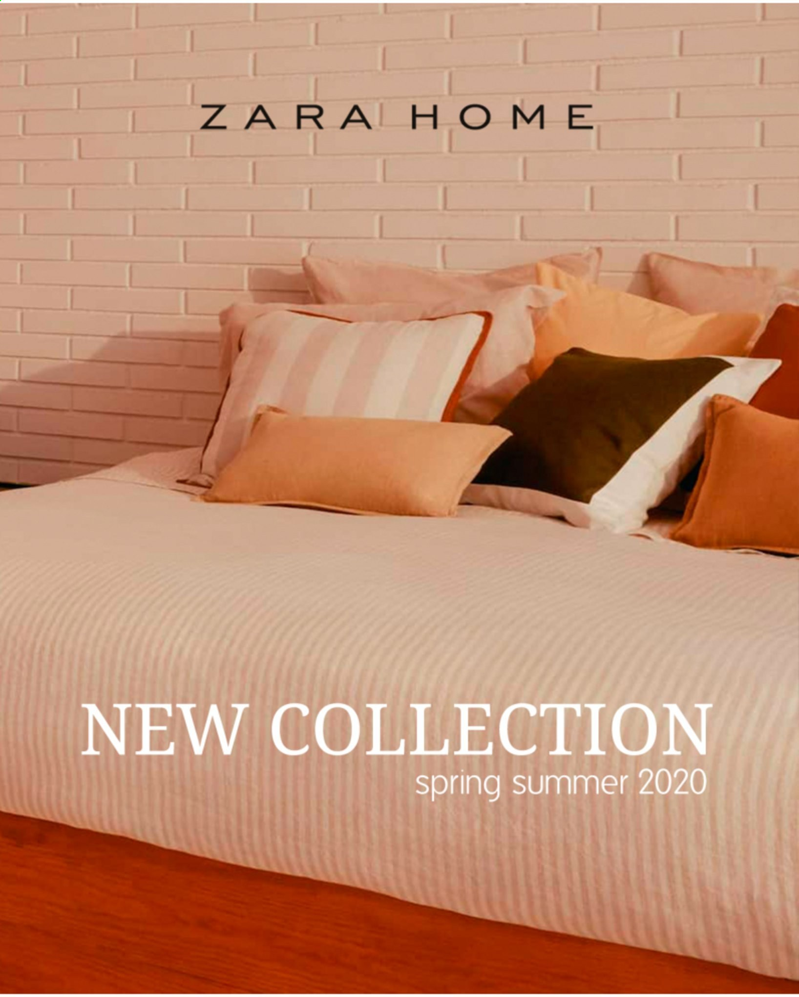 ZARA Home offer . Page 1.