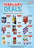 Bestway offer  - 1.2.2020 - 29.2.2020.