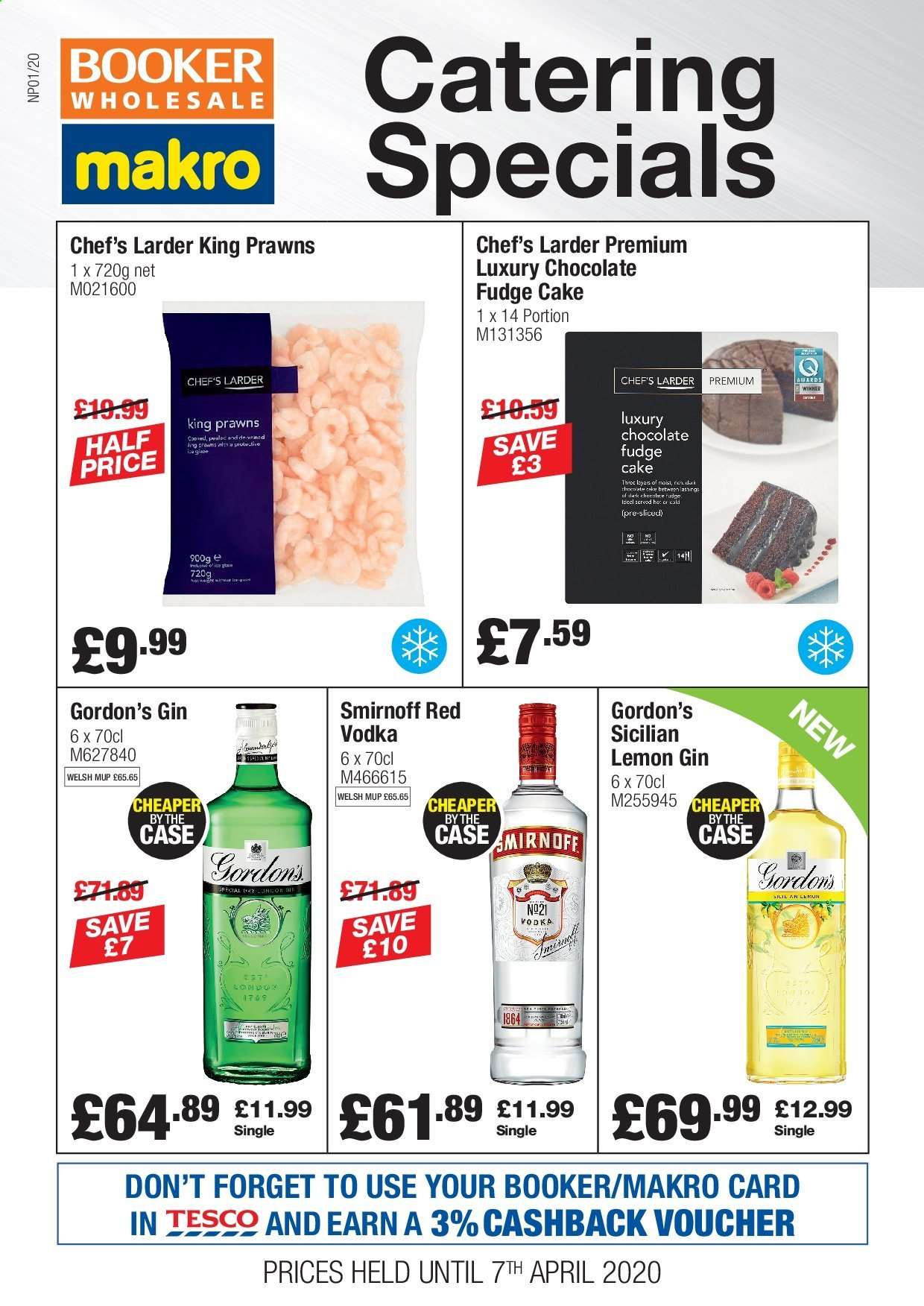 Makro offer  - 11.3.2020 - 7.4.2020. Page 1.