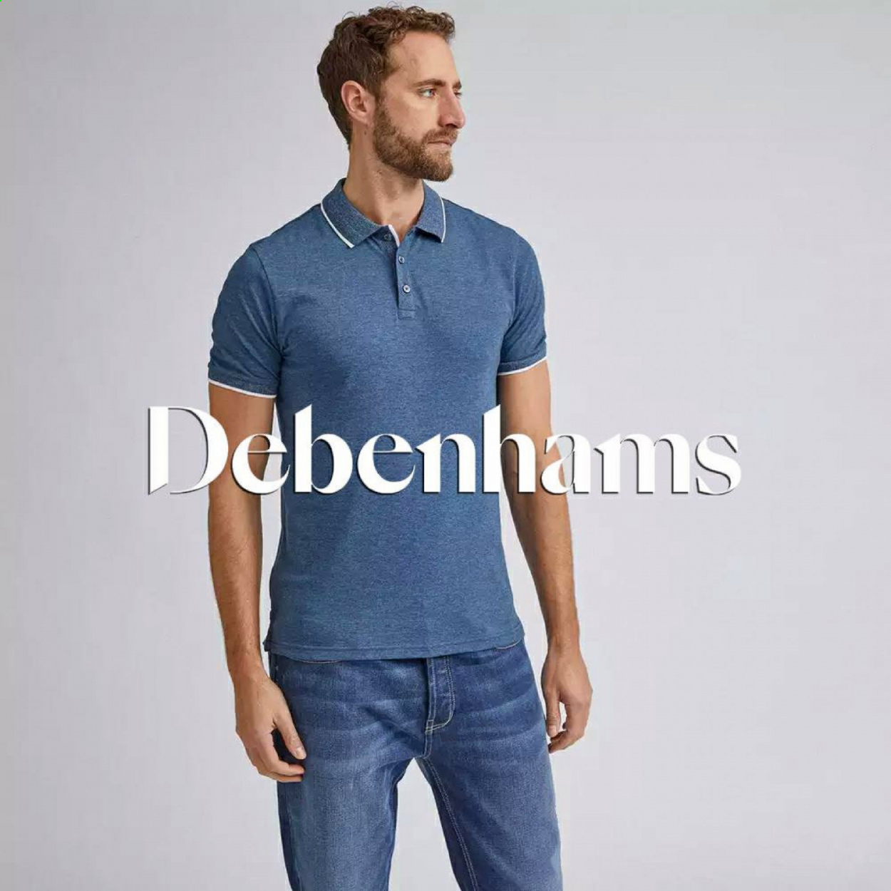 Debenhams offer . Page 1.