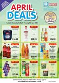 Bestway offer  - 1.4.2020 - 30.4.2020.