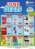 Bestway offer  - 1.6.2020 - 30.6.2020.