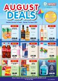 Bestway offer  - 1.8.2020 - 31.8.2020.
