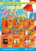 Bestway offer  - 12.7.2020 - 5.9.2020.