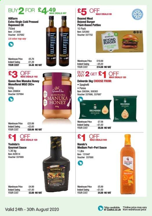 Costco Offer 24 8 2020 30 8 2020 Page 11 My Leaflet